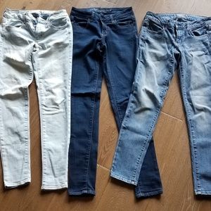 AEO Women's Size 4 Jeggings (3 pair)